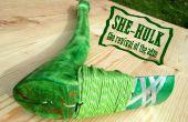 She-Hulk - de heropleving van de dissel