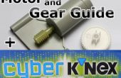 K'NEX Motor & Gear gids