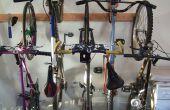Fiets rek / fietsenstalling voor het huis of appartement