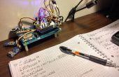 Geautomatiseerde studie milieu met Intel Edison