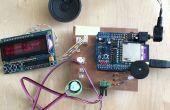 Arduino hartslagmeter praten