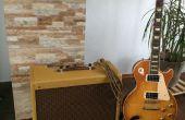 Fender Tweed Deluxe 5e3 kloon bouwen gebaseerd op TAD Tweed Deluxe Kit