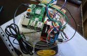 Raspberry PI extern gecontroleerde auto