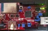 Eenvoudige WF32 programmeren met behulp van de Arduino IDE