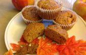 Appel Strudel Muffin