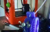 M3D Printer Setup externe Extruder