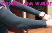 Wegwerp Arm Warmers