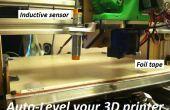 Inschakelen automatische herverdeling voor uw 3D-Printer met een inductieve sensor (Marlin Firmware)