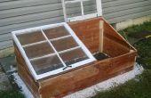 Winter voorbereiden van uw tuin met een koud frame