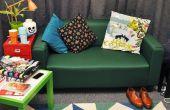 Opnieuw dekken uw bank Ikea Klobo