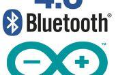 Hoe maak je een Arduino compatibele Bluetooth 4.0-Module