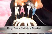 Katy Perry verjaardag Martini