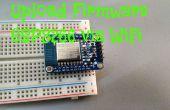 Uploaden van de firmware ESP8266 via WiFi