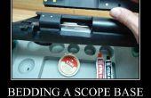 Hoe naar Bed een Scope Base - Remington M700 AAC-SD, 308 Tactical Rifle
