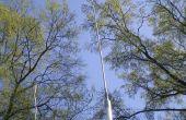 Stub Tuning een CB stok antenne voor 10 meter - Ham Radio