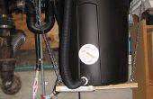 Hoe maak je een Wasserij Water Recycler (grijs Water System)