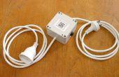 Eenvoudig, veilig, Internet / uit-schakelaar (110V/240V) met handbediende keuzehefboom