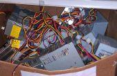 Universele Power Supply voor Arduino + Breadboard