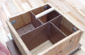 Hoe het bouwen van de organisator van een levering
