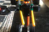 Knex Transformers Man Scout