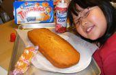 Stewardess Twinkies taart
