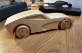 Hout Muscle Car Build - een CNC-Project