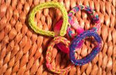 Fishtail Loom armband