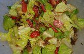 Caesar salade op steroïden