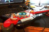 Omzetten van een geredde speelgoed in een MIDI-controller