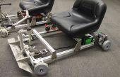Chibikart: Rapid-Prototyping een sub elektrische Go-Kart met behulp van digitale fabricage en Hobby onderdelen