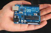 Het maken van een androïde toepassing voor Arduino (LED Turn on/off)