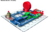 """PICAXE """"snap connector"""" kids microcontroller kit!"""