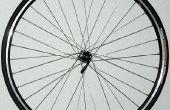 Bouwen van een precisie-fietswiel truing stand voor minder dan vijftig dollar
