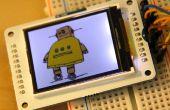 Uw afbeelding op een Arduino! -TFT LCD scherm gids