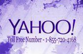 Yahoo Customer Service technische ondersteuning USA & CA