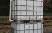 DIY watertoren behandeling