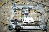 CD/DVD bipolaire Motor Driver w/o Microcontroller