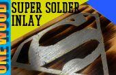 Super soldeer Inlay voor uw projecten van de houtbewerking