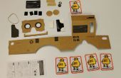 DodoCase Virtual Reality bril Instructable