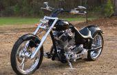 Motorfiets rem remklauw reparatie