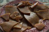 3 ingrediënt honing Brosse