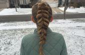 Doorhaling vlecht | HairByRachel
