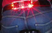 NESblinky - Nintendo Controller fiets Flasher