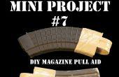 : Mini #7 DIY tijdschrift Pull projectsteun
