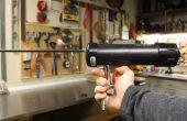 Hoe maak je een Airsoft Machine Gun - DIY Vortex BBMG