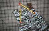 Hoe maak je een trui vest van plastic zakken