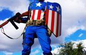 Tweede Wereldoorlog Captain America