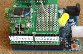 Arduino voor Beginners, nu met gegevens uitzetten, bestuurd door Android, geen codering vereist, geen solderen vereist.