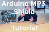 Hoe te gebruiken: goedkope Arduino Mp3 schild voor maken Robot praten