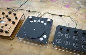 Een kader voor het maken van betaalbare & stijlvolle modulaire Controllers (USB naar MIDI, verborgen, of serieel)
